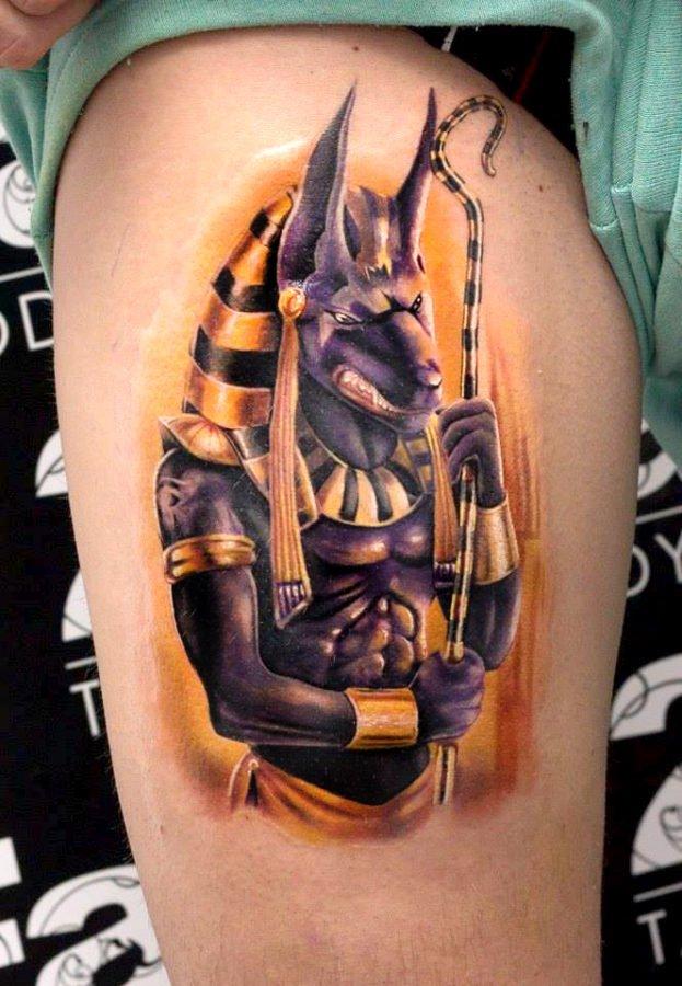 anubis-color-tattoo