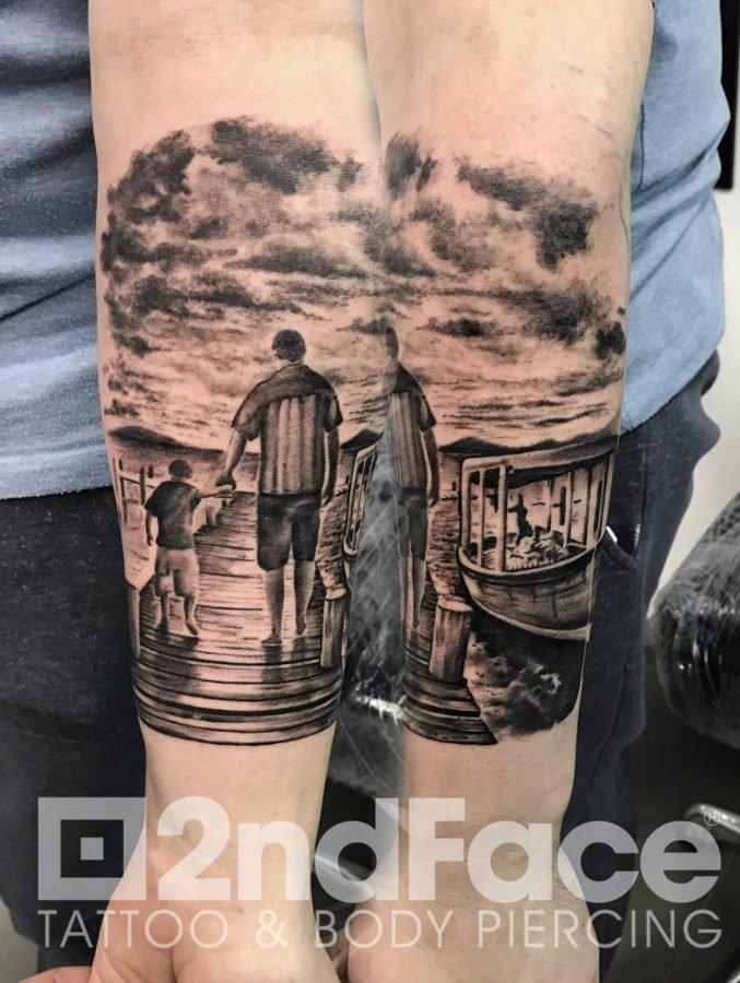 family-life-tattoo