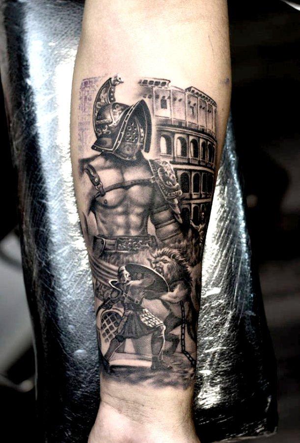 gladiator-lupte-tatuaj