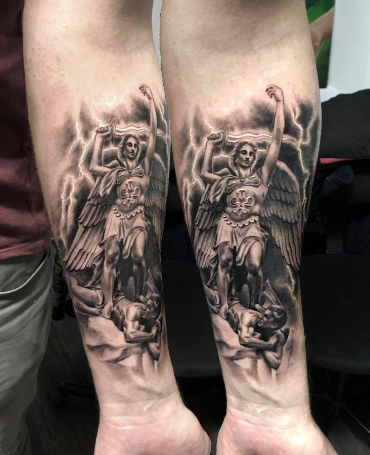 lupta-arhangel-tattoo