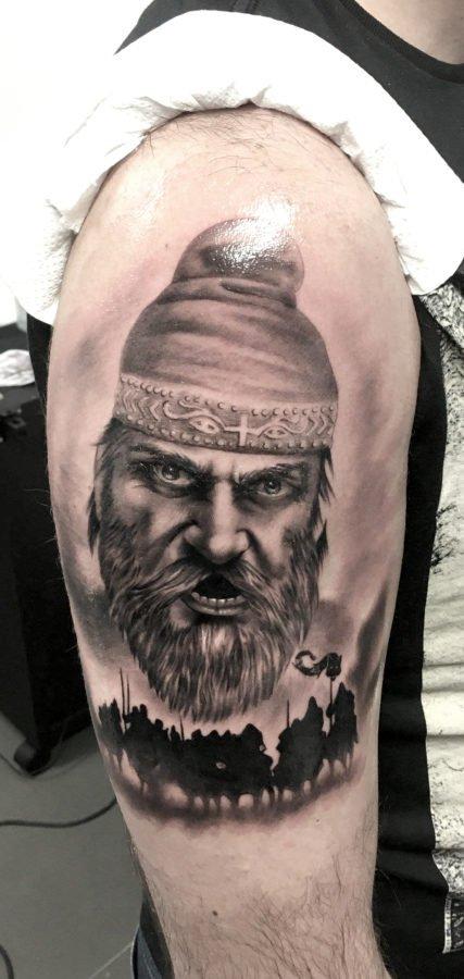 lupta-armata-tatuaj