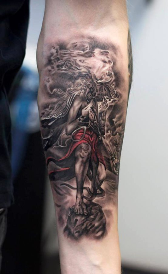 om-piatra-tatuaj