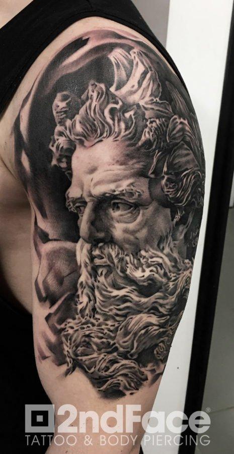 poseidon-sea-tattoo