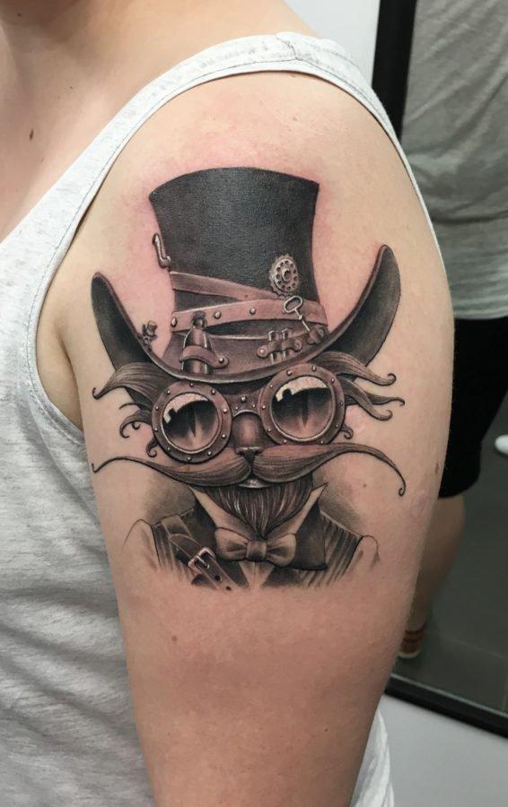 steam-punk-tattoo